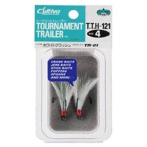 オーナー針 トーナメントトレーラー TR-1 13201 シングルフック