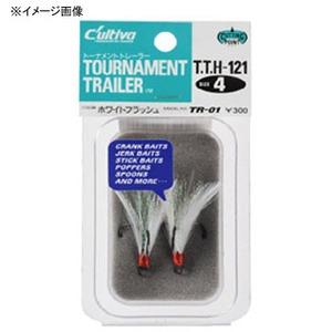 オーナー針 トーナメントトレーラー TR-3 13201 シングルフック