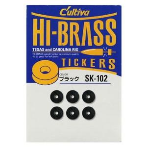 オーナー針 ブラスティッカーズ SK-102 ブラック 11710