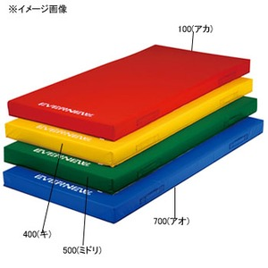 EVERNEW(エバニュー) 屋内すべり止カラーマット 100(アカ) EGD310