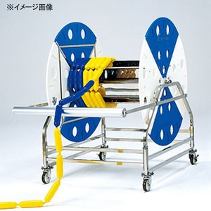 【送料無料】EVERNEW(エバニュー) コースロープ巻取器E165ステン EHB080