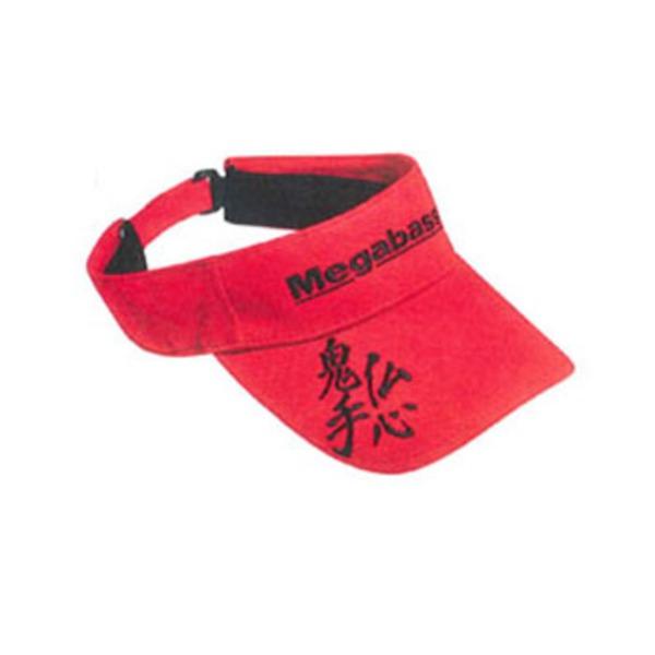 メガバス(Megabass) MEGABASS SUN VISOR(メガバス サンバイザー) 帽子&紫外線対策グッズ