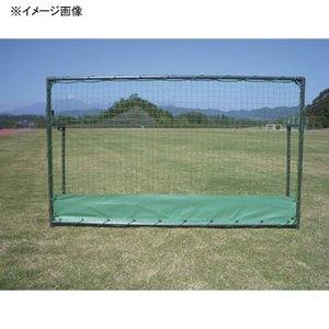 EVERNEW(エバニュー) 内野フェンス折りたたみ式 EKC106