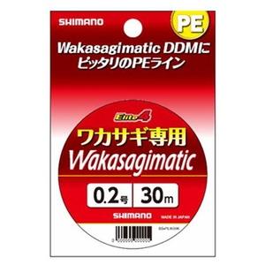 シマノ(SHIMANO) ワカサギマチック EX4 PE 30m PL-W20K PL-W20K ワカサギ用ライン
