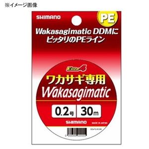 シマノ(SHIMANO) ワカサギマチック EX4 PE 30m PL-W20K PL-W20K