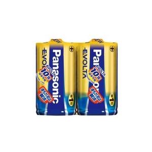 パナソニック(Panasonic) エボルタ乾電池 単1×2P LR20EJ/2SE