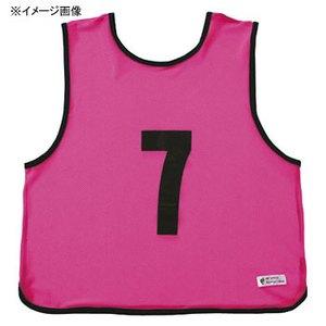 【送料無料】EVERNEW(エバニュー) エコエムベスト JR ビブス 18 120(ピンク) EKA906