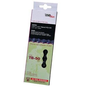TAYA Chain(タヤチェーン) TB-50 ブラック