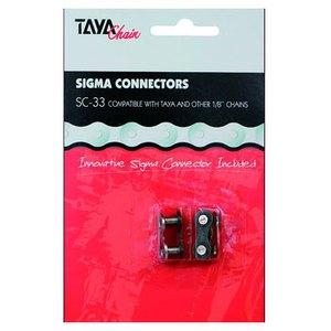 TAYA Chain(タヤチェーン) SC-33 SIGMA CONNECTOR シルバー