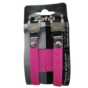 zefal(ゼファール) MTB用ナイロンストラップ ピンク
