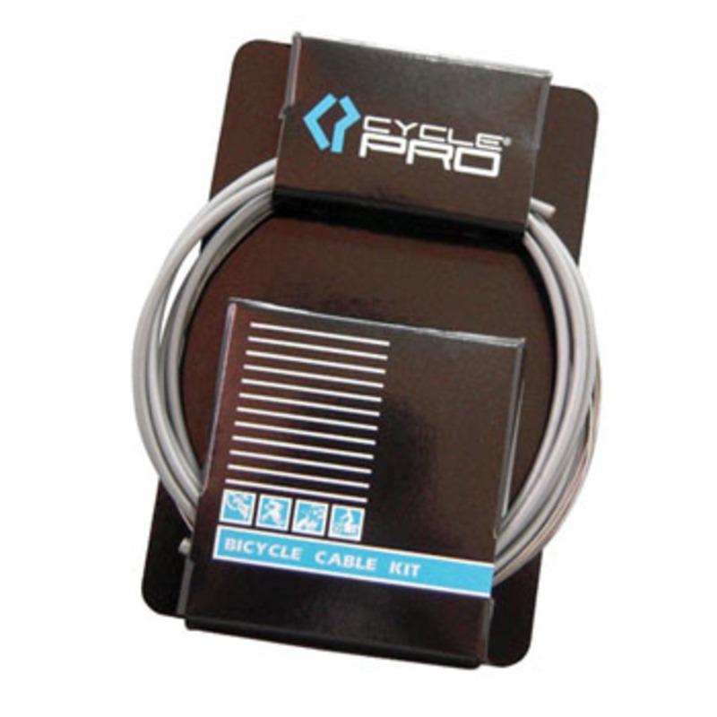 CYCLE PRO(サイクルプロ) ブレーキケーブルセット グレー CP-CS220BR