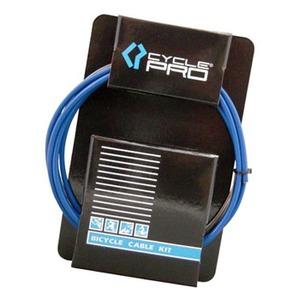 CYCLE PRO(サイクルプロ) シフトケーブルセット ブルー CP-CS166SH