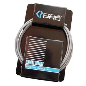 CYCLE PRO(サイクルプロ) シフトケーブルセット グレー CP-CS166SH