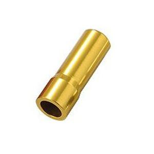 CYCLE PRO(サイクルプロ) ブレーキアウターキャップ 5mm ゴールド CP-AC09-B
