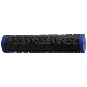 CYCLE PRO(サイクルプロ) MTBグリップ 125mm ブラック×ブルー CP-HG207D2