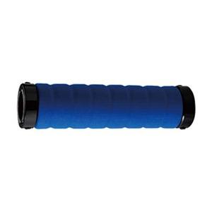 CYCLE PRO(サイクルプロ) Wバイスグリップ 130mm ブルー CP-HG847AD2