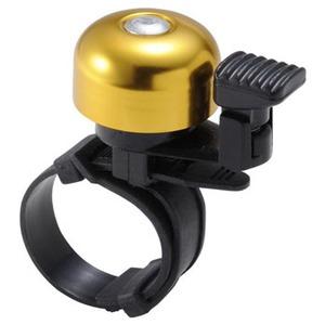 CYCLE PRO(サイクルプロ) アルミワンタッチベル ゴールド CP-AB709
