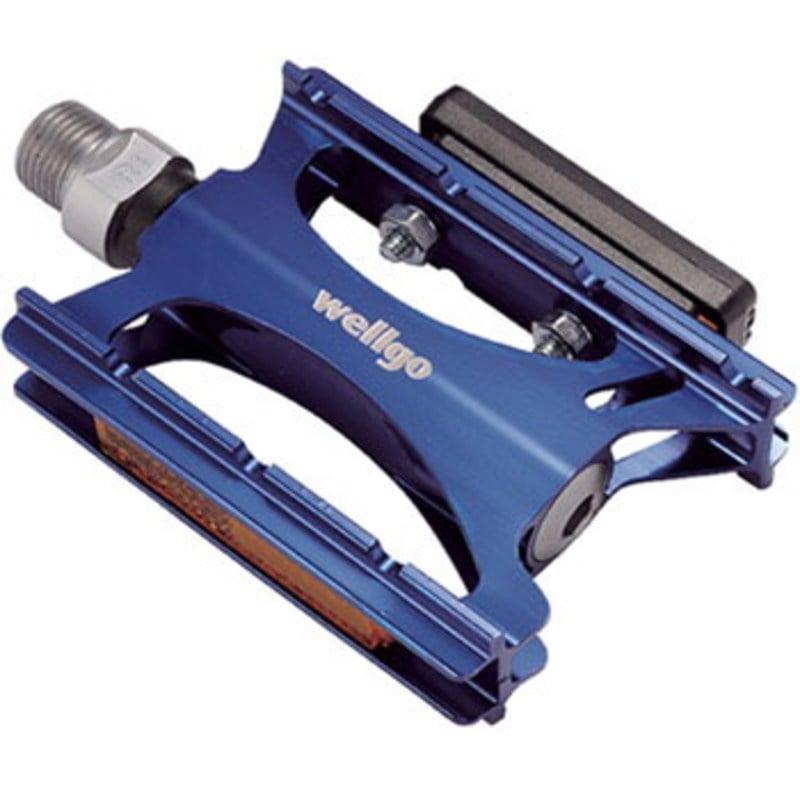 wellgo(ウェルゴ) LU-C16(アルマイト) ブルー