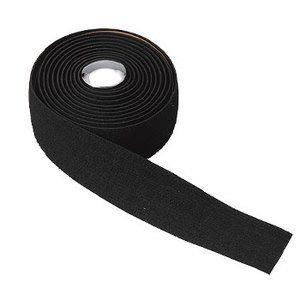 CYCLE PRO(サイクルプロ) スエードタイプバーテープ ブラック CP-BT011
