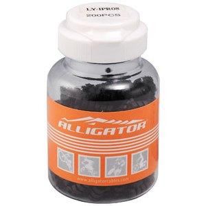 ALLIGATOR(アリゲーター) ブレーキ用Oリングオクタゴン LY-IPR08 ブラック