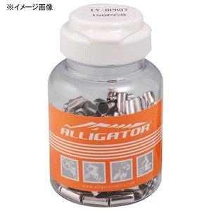 ALLIGATOR(アリゲーター) 4mmCNCアウターキャップ LY-HPB13-1 シルバー
