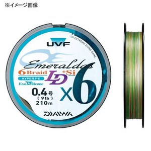 ダイワ(Daiwa)UVF エメラルダス 6ブレイドLD+Si