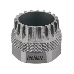 IceToolz(アイスツールズ) カートリッジボトムブラケットツール(11B3) シルバー YD-715