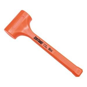 IceToolz(アイスツールズ) ラバーハンマー(17N1) オレンジ YD-722