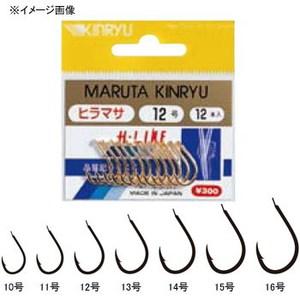 金龍(KINRYU) ヒラマサ鈎 L-パック(徳用) H11106
