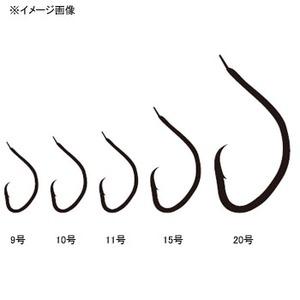 金龍(KINRYU) ムツ鈎 L-パック(徳用) 9号 金 H11130