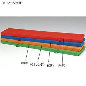 【送料無料】トーエイライト エコ連結ハーフすべり止めマット V(オレンジ) TOE-T2676