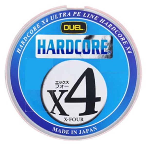 デュエル(DUEL) HARDCORE X4(ハードコア エックスフォー) 200m H3242-G オールラウンドPEライン
