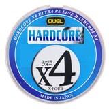 デュエル(DUEL) HARDCORE X4(ハードコア エックスフォー) 200m H3247 オールラウンドPEライン