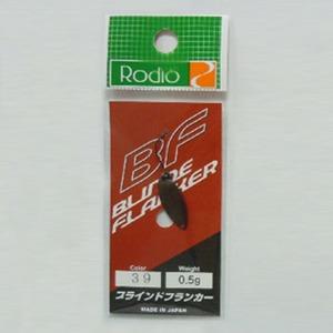 ロデオクラフト ブラインドフランカー 0.5g #39 マットチョコレート