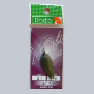 ロデオクラフト NOA BOSS(ノアボス) 3.5g #37 表スーパーダークオリーブ裏マットチョコ