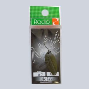 ロデオクラフト NOA BOSS(ノアボス) 4.4g #37 表スーパーダークオリーブ裏マットチョコ