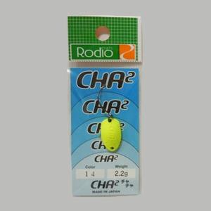 ロデオクラフト CHA2(チャチャ) 2.2g #14 蛍光イエロー