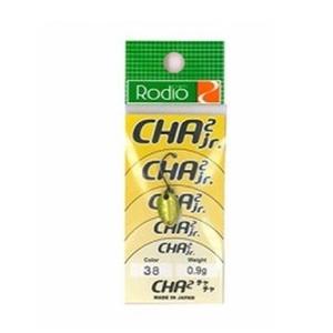 ロデオクラフト CHA2(チャチャ) Jr 0.9g #38 透過チャート