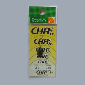 ロデオクラフト CHA2(チャチャ) Jr 0.9g #37 表スーパーダークオリーブ裏マットチョコ