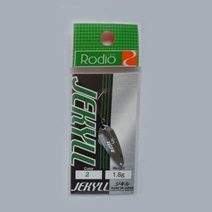 ロデオクラフト JEKYLL(ジキル) 1.8g #2 シルバー