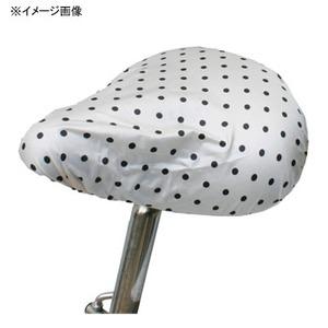 MARUTO(マルト) 簡単雨よけサドルカバー・軽快車用(SC-MT) 水玉×ホワイト YD-2162