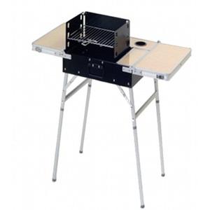 ビニター(Vinita) システムサイドテーブル付BBQ