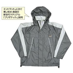 【送料無料】EBISU RA-101 透湿防水ジャケット L グレー