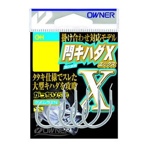 オーナー針 閂キハダX #3/0 11623
