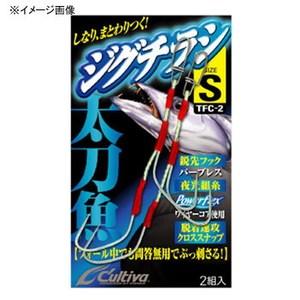 オーナー針 太刀魚ジグチラシ 11756 ジグ用アシストフック
