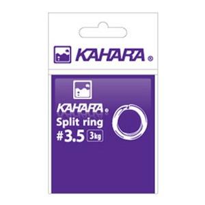 カハラジャパン(KAHARA JAPAN) スプリットリング #3.5 ブラック