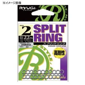 RYUGI(リューギ) スプリットリング ZSR041