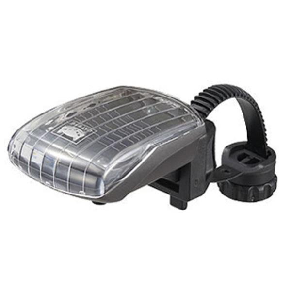 キャットアイ(CAT EYE) SL-LD210-F SOLAR ソーラー充電 フロント用 SL-LD210F フラッシング・セーフティライト
