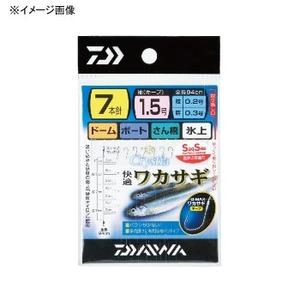 ダイワ(Daiwa) クリスティア 快適ワカサギ仕掛けSS キープ 07114474