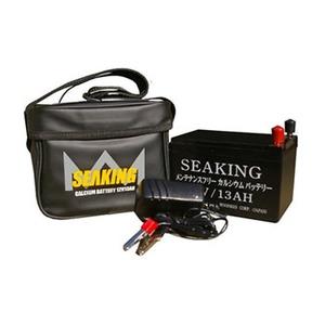 ウッドマン シーキング バッテリー ボート用バッテリー